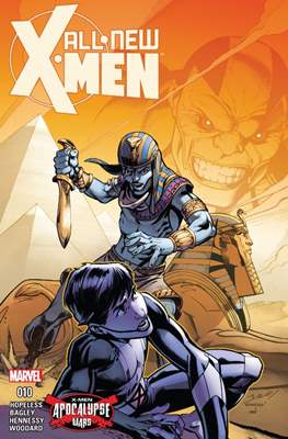 All-New X-Men Vol. 2 (Comic-Book) #10