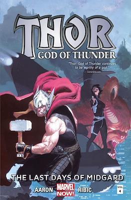 Thor: God of Thunder (Softcover) #4