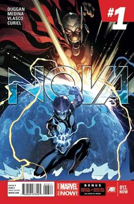 Nova Vol. 5 (Comic-Book) #13