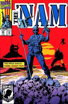 The 'Nam Vol 1 (Comic-book.) #64