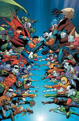Superman de Peter Tomasi y Patrick Gleason #8