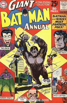 Batman Vol. 1 Annual (1961 - 2011) #3