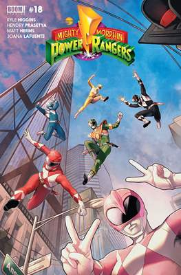 Mighty Morphin Power Rangers (Comic Book) #18