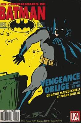 Les chroniques de Batman (Agrafé. 48 pp) #3