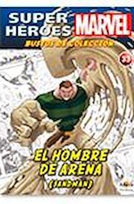 Super Héroes Marvel. Bustos de Colección #33