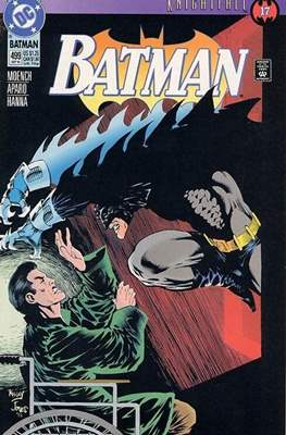 Batman Vol. 1 (1940-2011) (Comic Book) #499