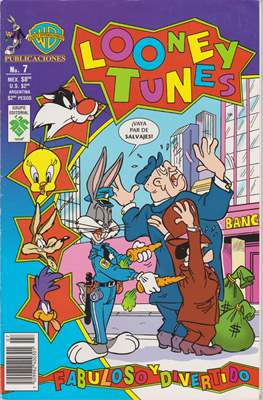 Looney Tunes (Grapa 32 pp) #7
