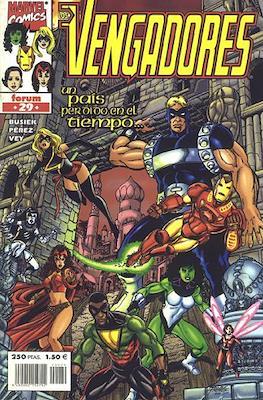 Los Vengadores vol. 3 (1998-2005) (Grapa. 17x26. 24 páginas. Color. (1998-2005).) #29