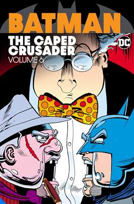 Batman: The Caped Crusader #6