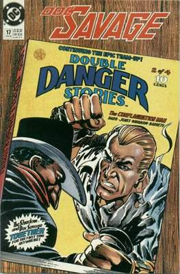 Doc Savage Vol 2 (1988-1990) (Comic-book.) #17