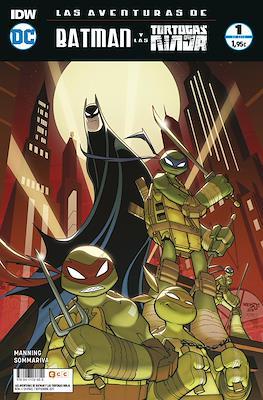 Las aventuras de Batman y las Tortugas Ninja (Grapa 24 pp) #1
