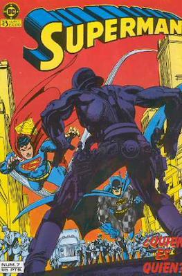 Superman Vol. 1 (1984-1987) #7