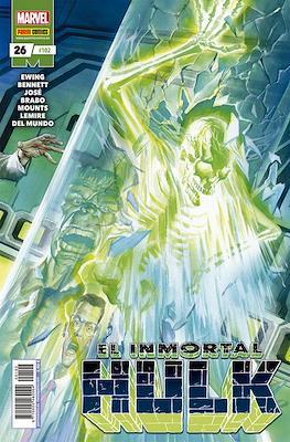 El Increíble Hulk Vol. 2 / Indestructible Hulk / El Alucinante Hulk / El Inmortal Hulk (2012-) (Grapa) #102/26