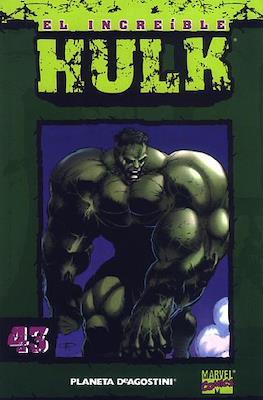 Coleccionable El Increíble Hulk (2003-2004) (Rústica. 80-96 páginas) #43