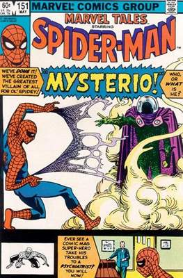 Marvel Tales (Comic Book) #151