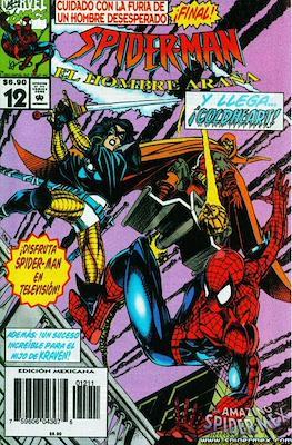 Spider-Man el Hombre Araña (1996-1998) (Grapa) #12