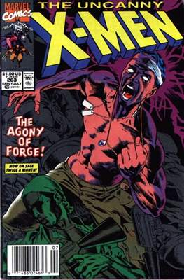 The Uncanny X-Men (1963-2011) (Comic-Book) #263
