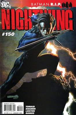 Nightwing Vol. 2 (1996) (Saddle-stitched) #150