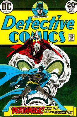 Detective Comics Vol. 1 (1937-2011; 2016-) (Comic Book) #437