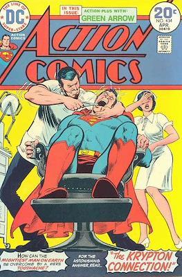 Action Comics Vol. 1 (1938-2011; 2016-) (Comic Book) #434