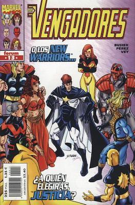 Los Vengadores vol. 3 (1998-2005) #13