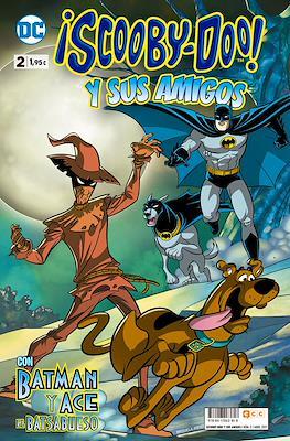 ¡Scooby-Doo! y sus amigos (Grapa 24 pp) #2