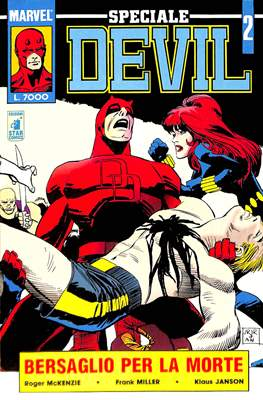 Speciale Devil (Brossurato) #2
