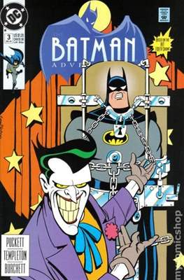 The Batman Adventures (Comic Book) #3