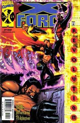 X-Force Vol. 1 (1991-2002) (Comic Book) #102