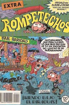 Extras numerados (1981-1985) (Grapa) #27