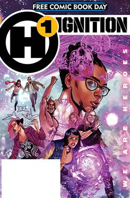 H1 Ignition Free Comic Book Day 2019
