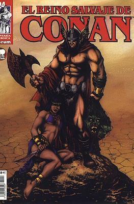 El Reino Salvaje de Conan (Grapa 48-80 pp) #24