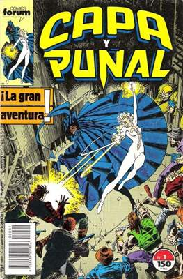 Capa y Puñal Vol. 1 / Marvel Two in One: Capa y Puñal & La Cosa (1989-1991)