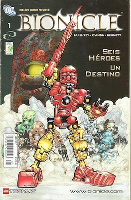 Bionicle - Línea dorada.
