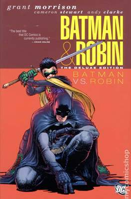 Batman & Robin The Deluxe Edition #2