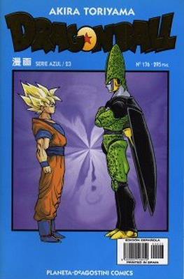 Dragon Ball - Serie Azul (Grapa) #176