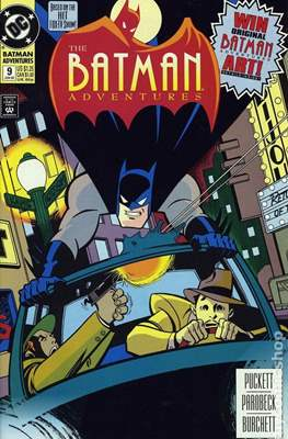 The Batman Adventures (Comic Book) #9