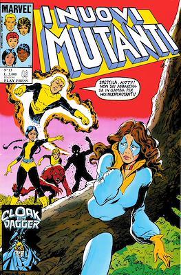 I Nuovi Mutanti (Spillato-brossurato) #13