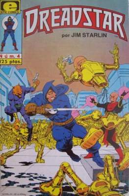 Dreadstar Vol. 1 #4