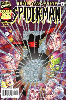 The Amazing Spider-Man Vol. 2 (1999-2014) (Comic-Book) #25