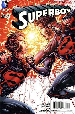 Superboy New 52 #23