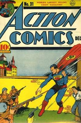 Action Comics Vol. 1 (1938-2011; 2016-) (Comic Book) #31