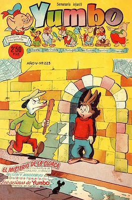 Yumbo. Semanario infantil (Grapa 20 pp) #223