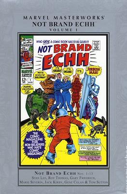 Marvel Masterworks: Not Brand Echh