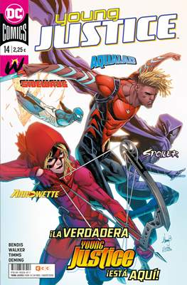Young Justice (2019-) (Grapa 32 pp) #14