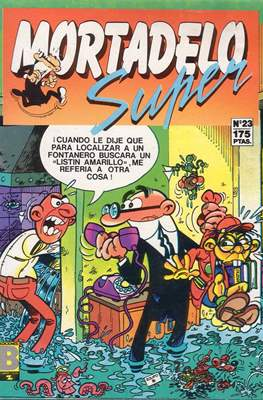 Super Mortadelo (Grapa, 52 páginas (1987)) #23