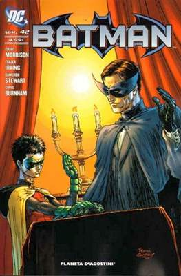 Batman (2007-2012) (Grapa. 48 pp) #42