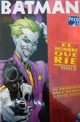 Batman: El Hombre que Rie #2