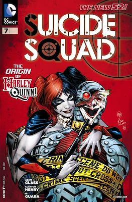 Suicide Squad Vol. 4. New 52 (2011-2014) Digital #7