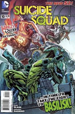 Suicide Squad Vol. 4. New 52 #10